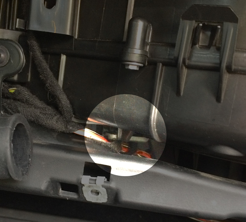 VWVortex com - DIY: Fix Your Squeaking HVAC Blower Motor